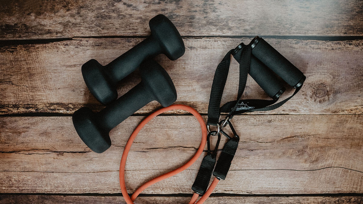 How to keep training during lockdown — an athlete's guide