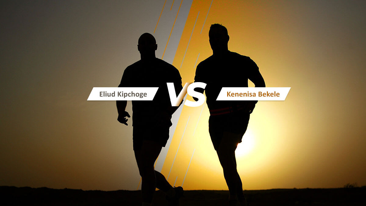 The London Marathon: Kipchoge or Bekele?